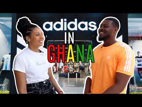 ADIDAS IN GHANA | Shops in Ghana, Accra