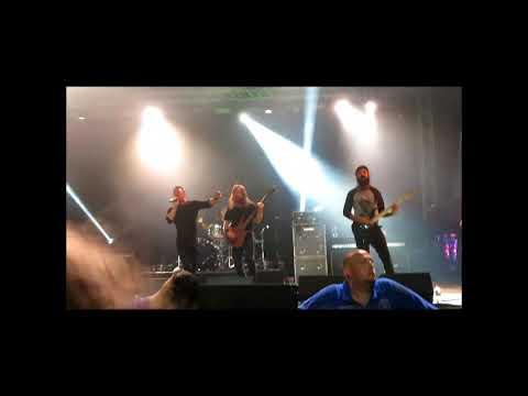 The Dillinger Escape Plan - Black bubblegum - Wacken 4 Ago 2017
