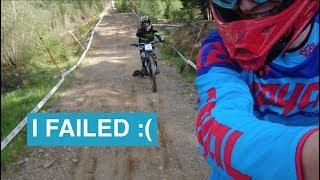 #15 Race Vlog - BDS Nevis Range - I failed