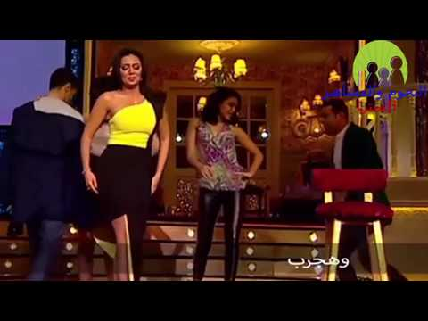 رانيا يوسف تغنى وتدلع بفستان جامد اوووى Rania Youssef