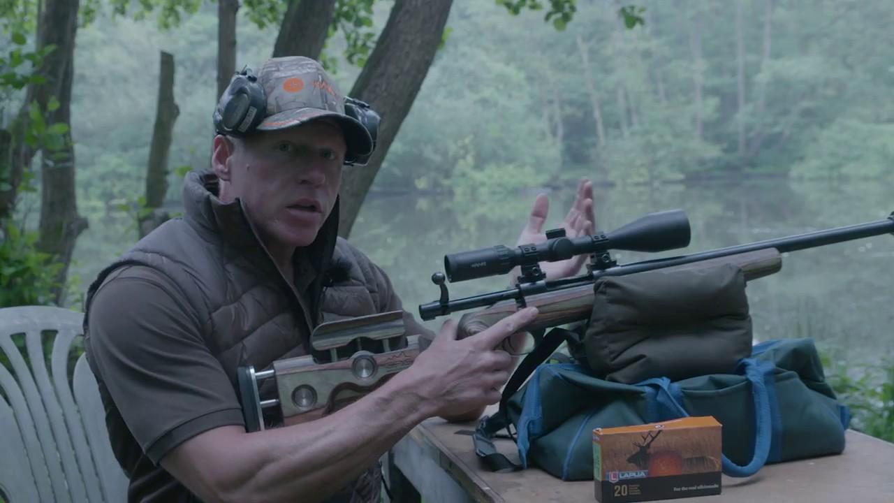 Hawke optics vantage 4 16x50 riflescope youtube
