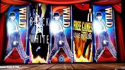 Michael Jackson Slot Machine Bonus  BIG WIN ! Max Bet Live Slot Play