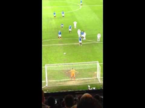 Lee McCulloch Rangers penalty