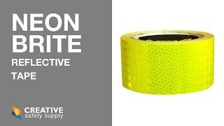 neon brite extreme reflective visibility