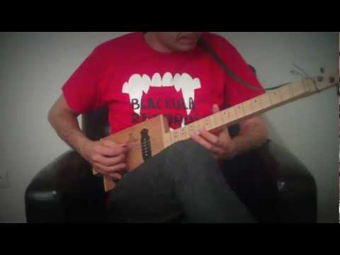 TARRANKERA GUITARS-c tuning