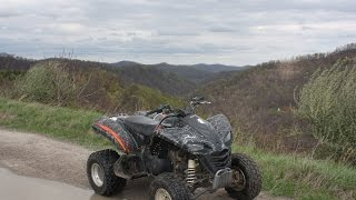 Kentucky GoPro Pike County 4 Wheeling Crooked Fork