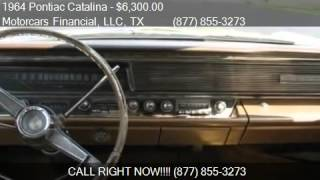 1964 Pontiac Catalina  for sale in Headquarters in Plano, TX