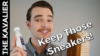 How to Make Your Sneakers Last FOREVER