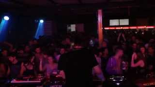 LEE GAMBLE @ ALTAVOZ opening party Venice ITA 05.10.2013