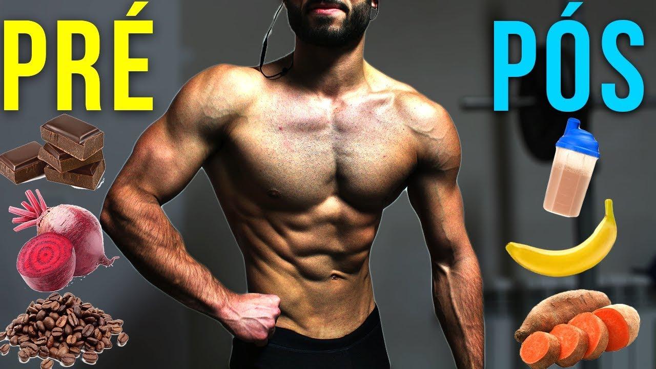dieta para ganhar massa muscular magra e perder gordura
