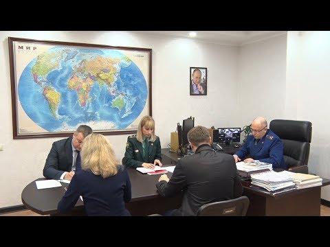 Заседание межведомственной комиссии в транспортной прокуратуре Туапсе