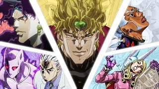 Thoughts on Every JoJo Antagonist