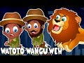 WATOTO WANGU WEH | Kiswahili Songs for Preschoolers | Na nyimbo nyingi kwa watoto | Nyimbo za Kitoto