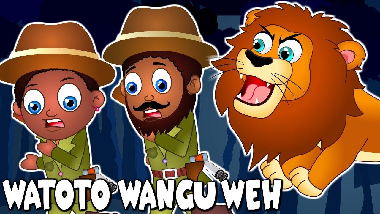 Download WATOTO WANGU WEH | Kiswahili Songs for Preschoolers | Na nyimbo nyingi kwa watoto | Nyimbo za Kitoto
