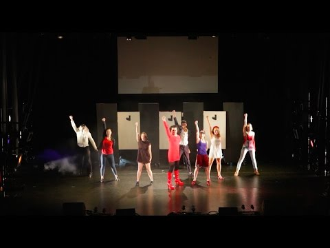 Just Pee | Tap | UCLU Dance Society | Humans