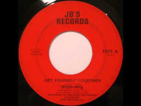 SUPER RARE FUNK: Stop Inc. - Get Yourself Together (Sample)