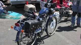 Motor Bicycle Race