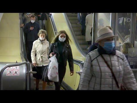 В России зафиксирован новый максимум числа зараженных коронавирусом.