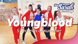YOUNGBLOOD - 5 SECONDS OF SUMMER | Easy Dance Video | Choreography