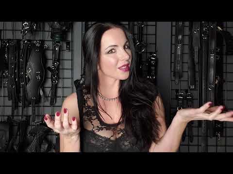Erotic Powerplay®: Madame Gina on Domme/sub relationshipsKaynak: YouTube · Süre: 7 dakika47 saniye