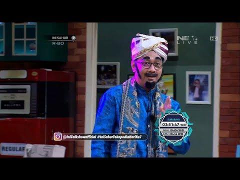 Pangeran India yang Menjadi Penyemangat - Ini Sahur 23 Mei 2018 (5/7)