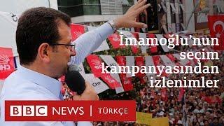 İmamoğlu'nun kampanyası: Seçmenle 'yakın temas'