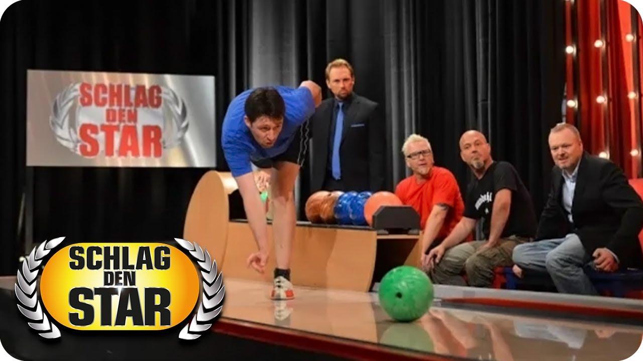Bowling | Mundstuhl vs. Willy Klötgen | Spiel 6 | Schlag den Star