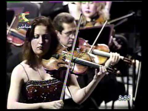 Anastasia Chebotareva-Prokofiev Violin Concerto No 1