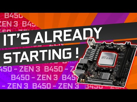 Ryzen 5000 Support on B450 is Already Starting! Oculus Quest 2 Gets More Upgrades and more…