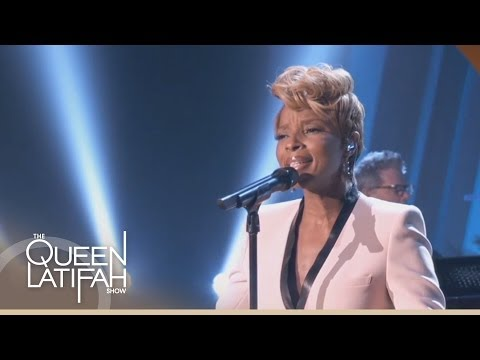 Mary J. Blige, Taraji P. Henson and Molly Sims on The Queen Latifah Show