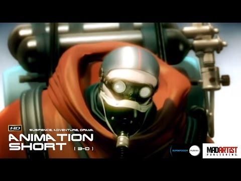 8848 - Dramatic Climbing Experience. CGI 3D Animated Short Film by Supinfocom