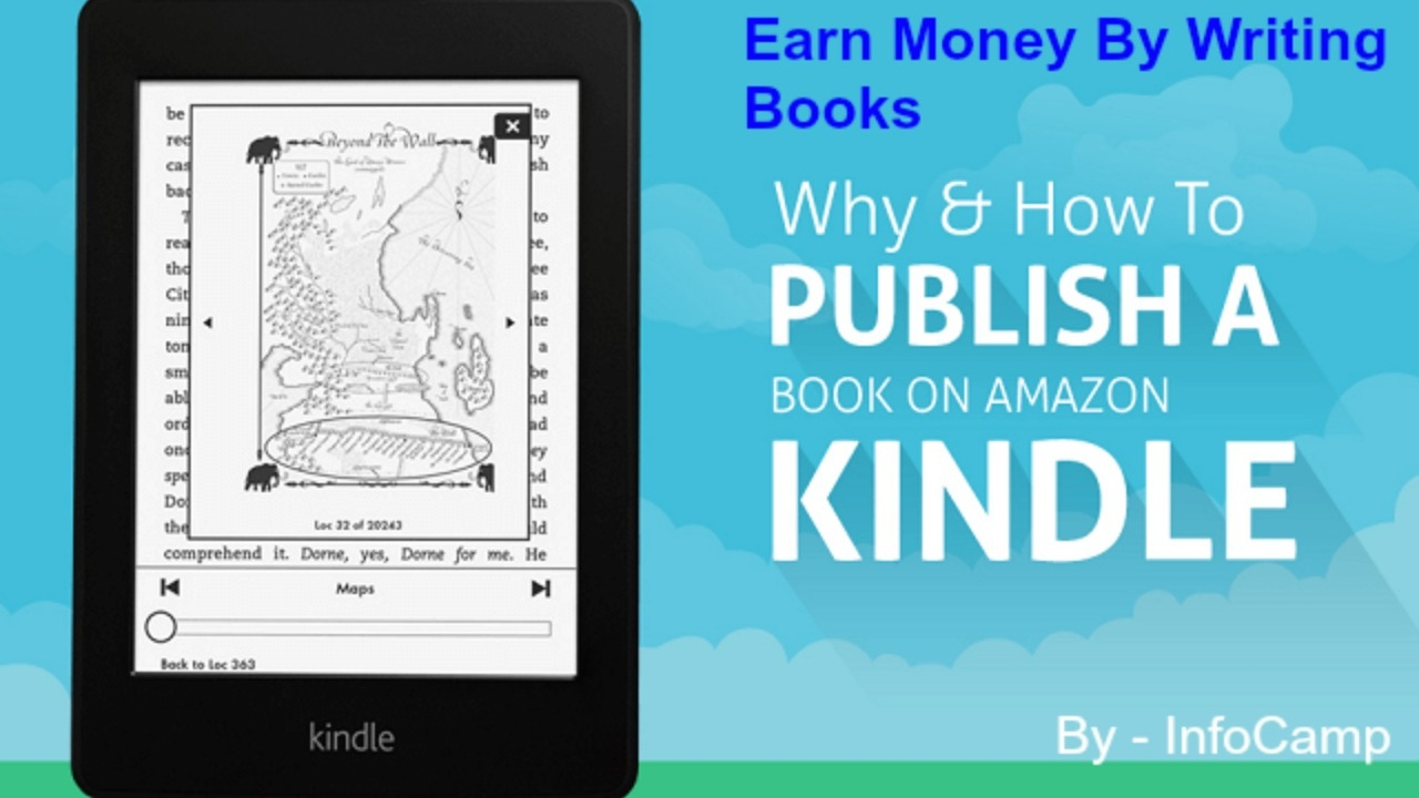 How to self-publish an ebook
