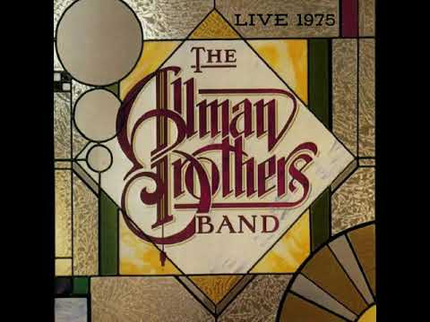 The Allman Brothers - In Concert at The Winterland, San Francisco in 1975 - Radio Broadcast Mp3