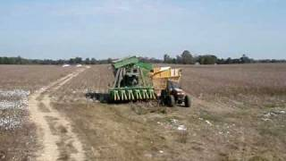 Lasater Farms Cotton Harvest '08