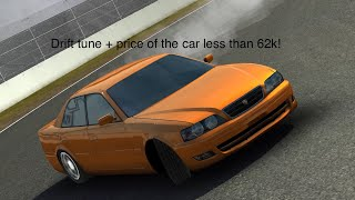 Assoluto Racing Toyota Chaser almost stock drift tune by NgoKhanh (tune below)