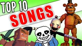 TOP 10 SONGS BY TRYHARDNINJA