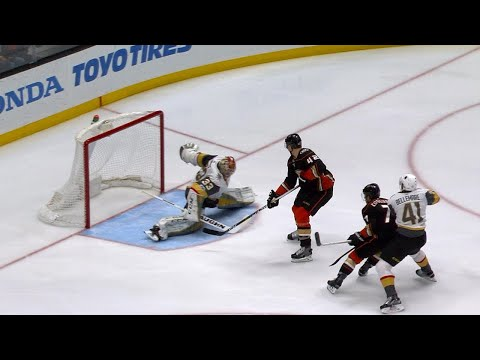 11/22/17 Condensed Game: Golden Knights @ Ducks