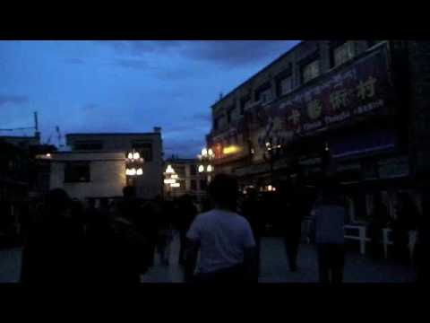 Tibet ཊིབེཏ་:'Walking the Nankhor @ Twighlight'-Stephanos © 2008 チベット 西 藏 from YouTube · Duration:  8 minutes 13 seconds