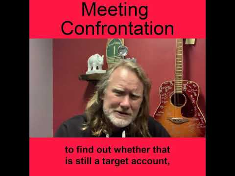 Meeting Confrontation