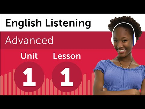 English Listening Comprehension - A English Business Presentation