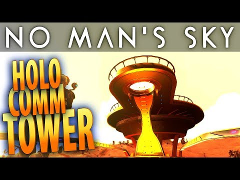 NO MAN'S SKY NEXT #30 | Holo Comm Tower | Gameplay German Deutsch