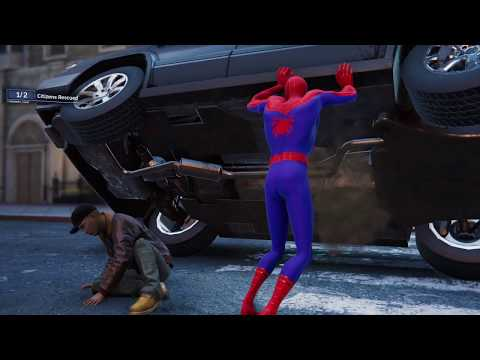 Spider-Man PS4: All 100% Completed- (1st Save File)