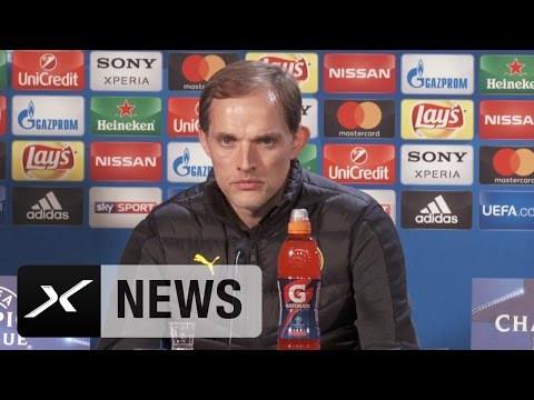 """Thomas Tuchel: """"Steckt uns allen in den Knochen""""   Borussia Dortmund - AS Monaco 2:3"""