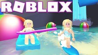 Sommer-Update! Roblox Adopt Me! Neue Pool Spielzeug und Wasserpark!