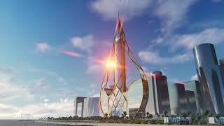 Проект отеля убивает стереотипы о казахстанской Архитектуре. Концепт проект Отеля Торсык в Актау