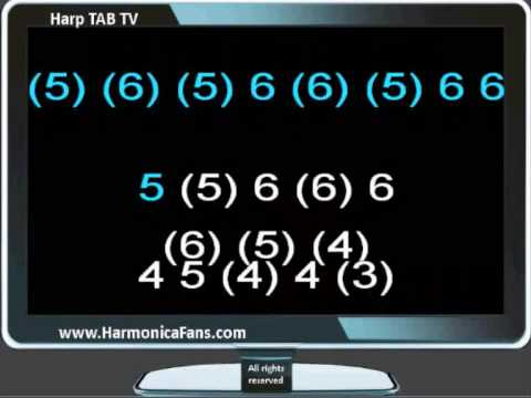 Harmonica : harmonica tabs reading Harmonica Tabs Reading or ...