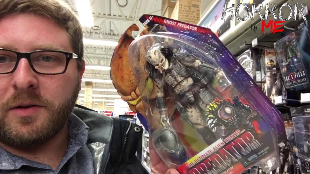Toy Hunting (BLACK FRIDAY) Series 16 NECA Predators w/ Horror in Me
