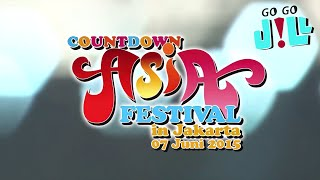 GoGoJiLL  Countdown Asia Festival 2015 (Live Performance)