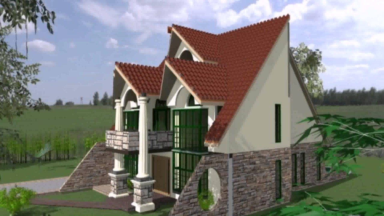 Simple house plans designs kenya