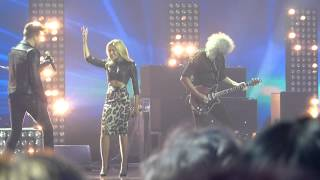 Helene Fischer und Queen, Who wants to live forever